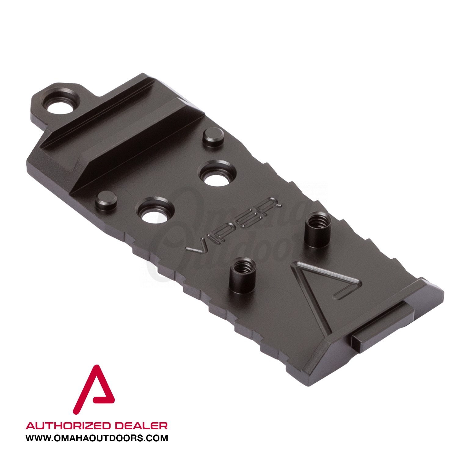 Agency Arms AOS Adapter Plate Glock