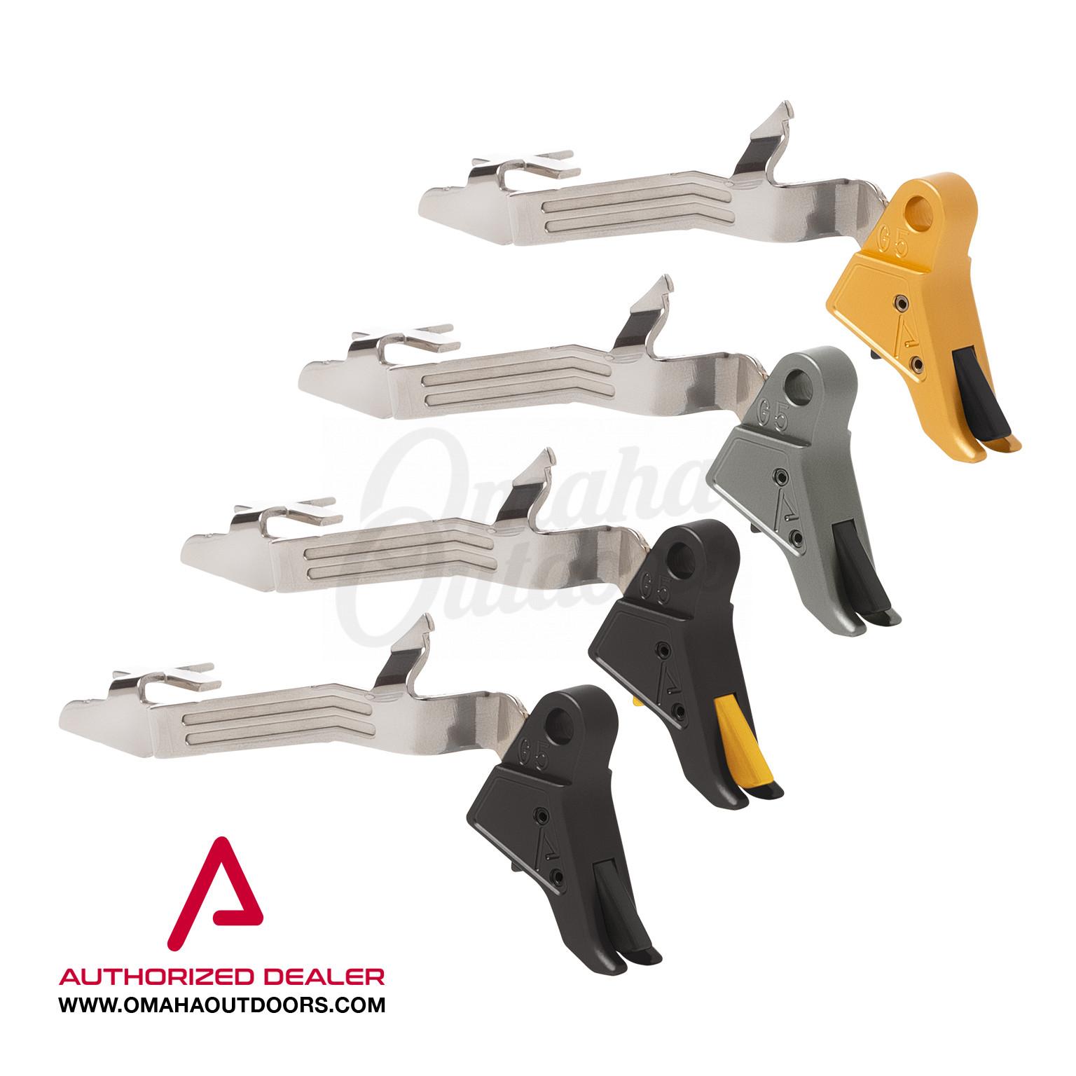 Agency Arms Glock 17 19 26 34 Gen 5 Trigger