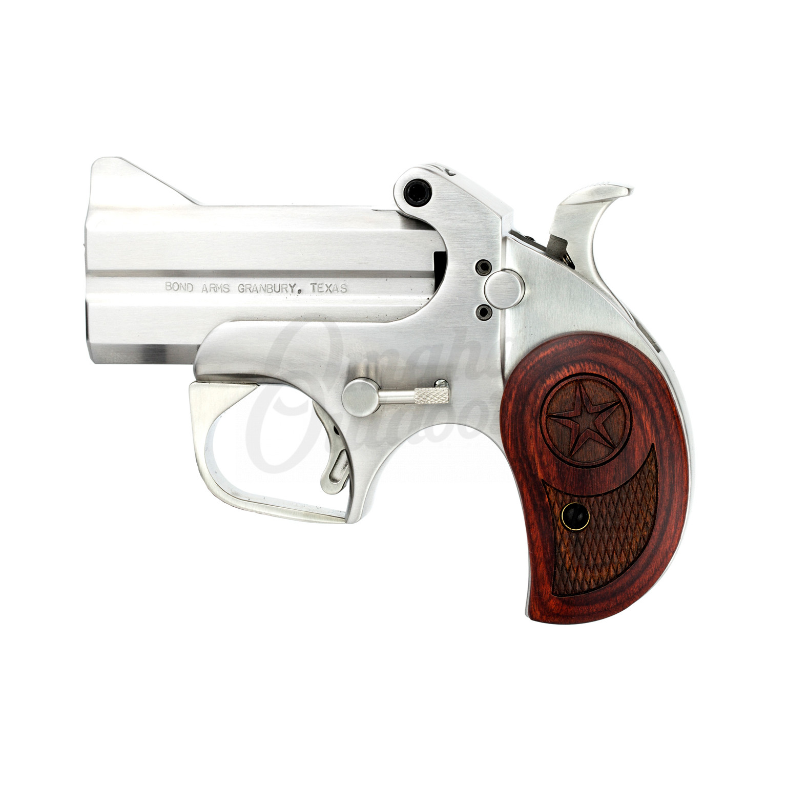 Bond Arms Texas Defender 3