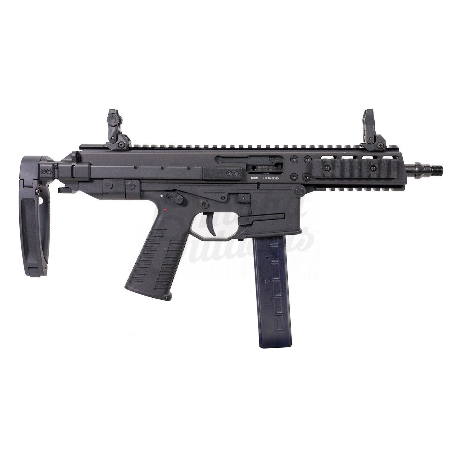 B&T GHM9 Pistol 30 RD 6