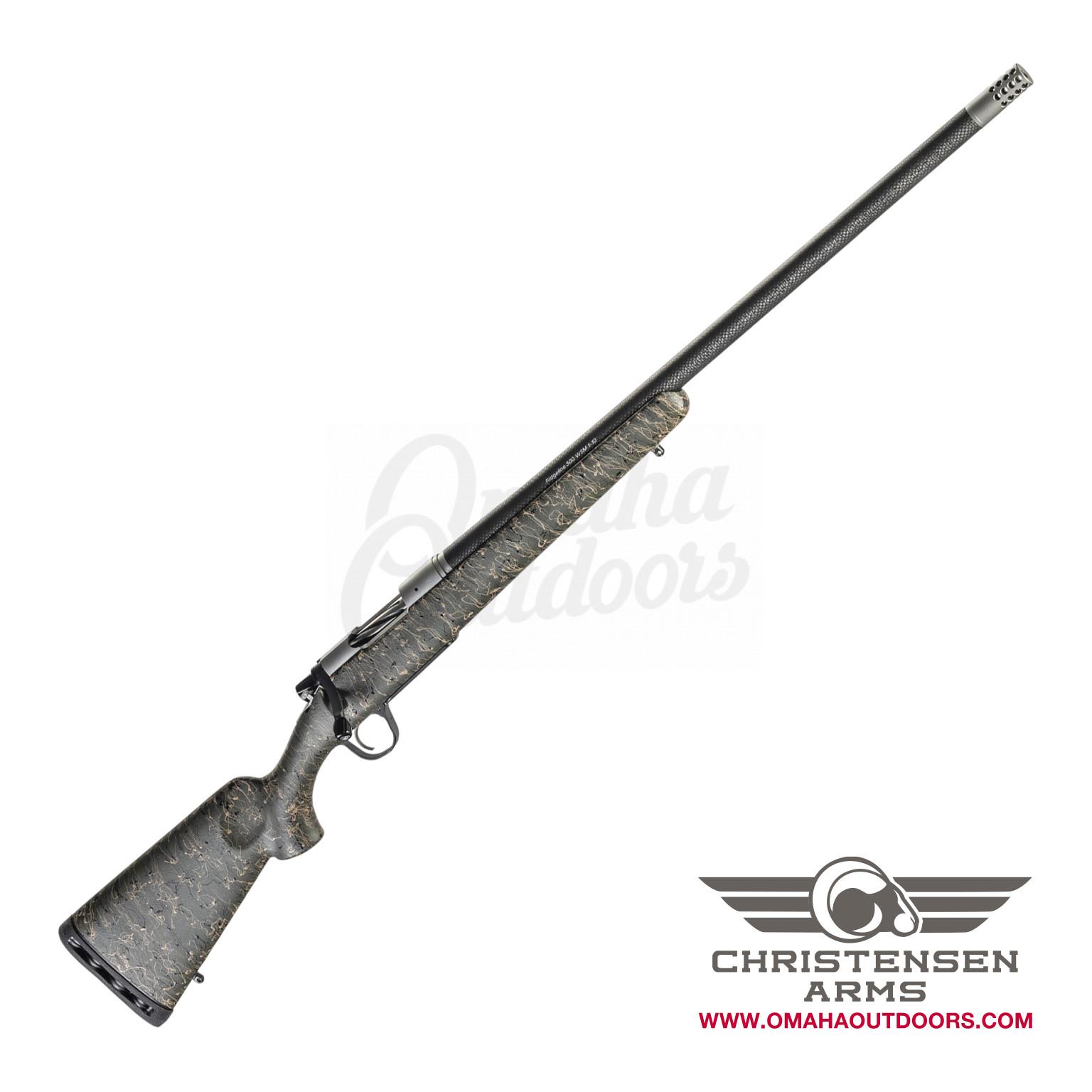 Christensen Arms Ridgeline Green Bolt Rifle 28 Nosler 3 RD 26″  CA10299-815313