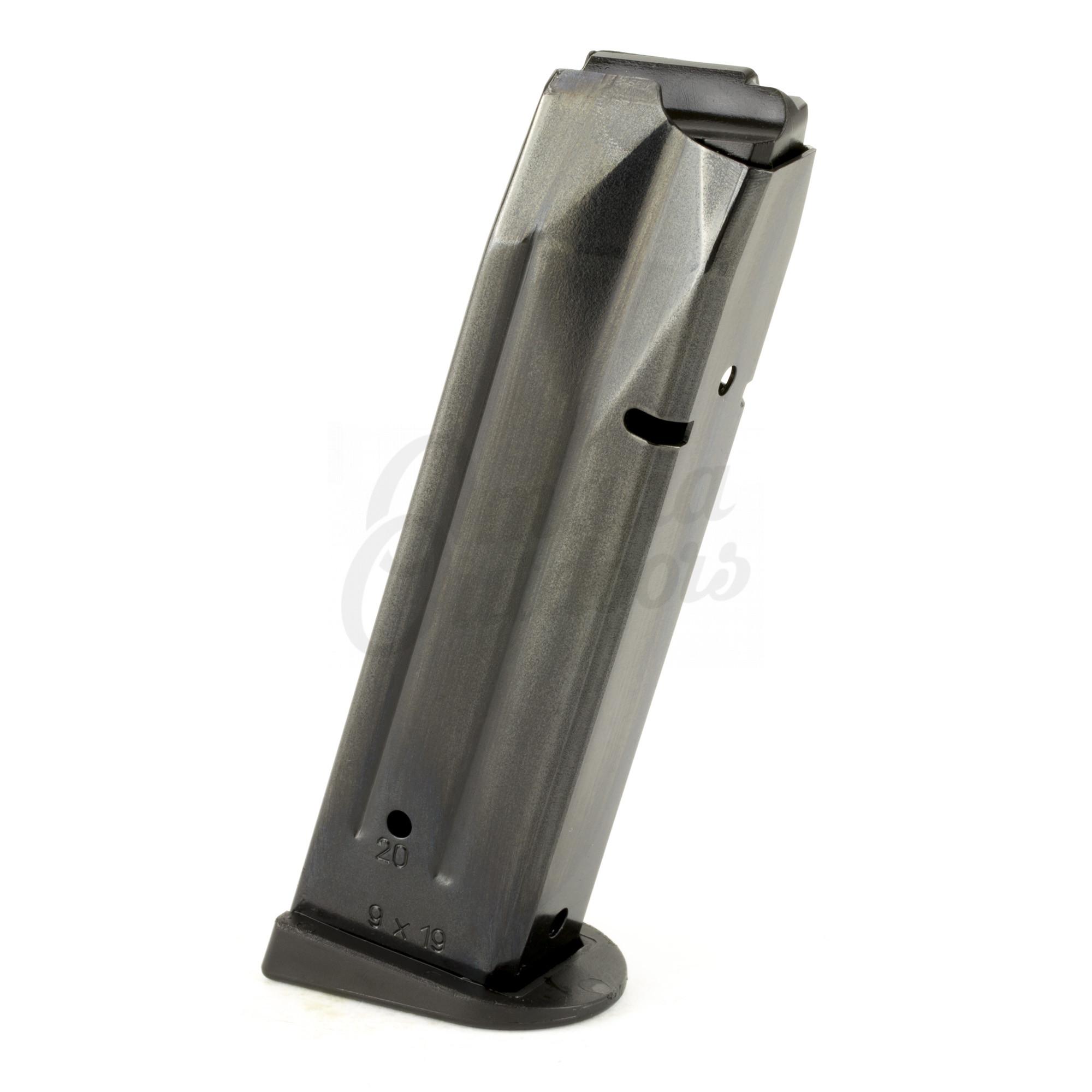 CZ Magazine 75 Tactical Sport 20 RD 9mm Steel 11172
