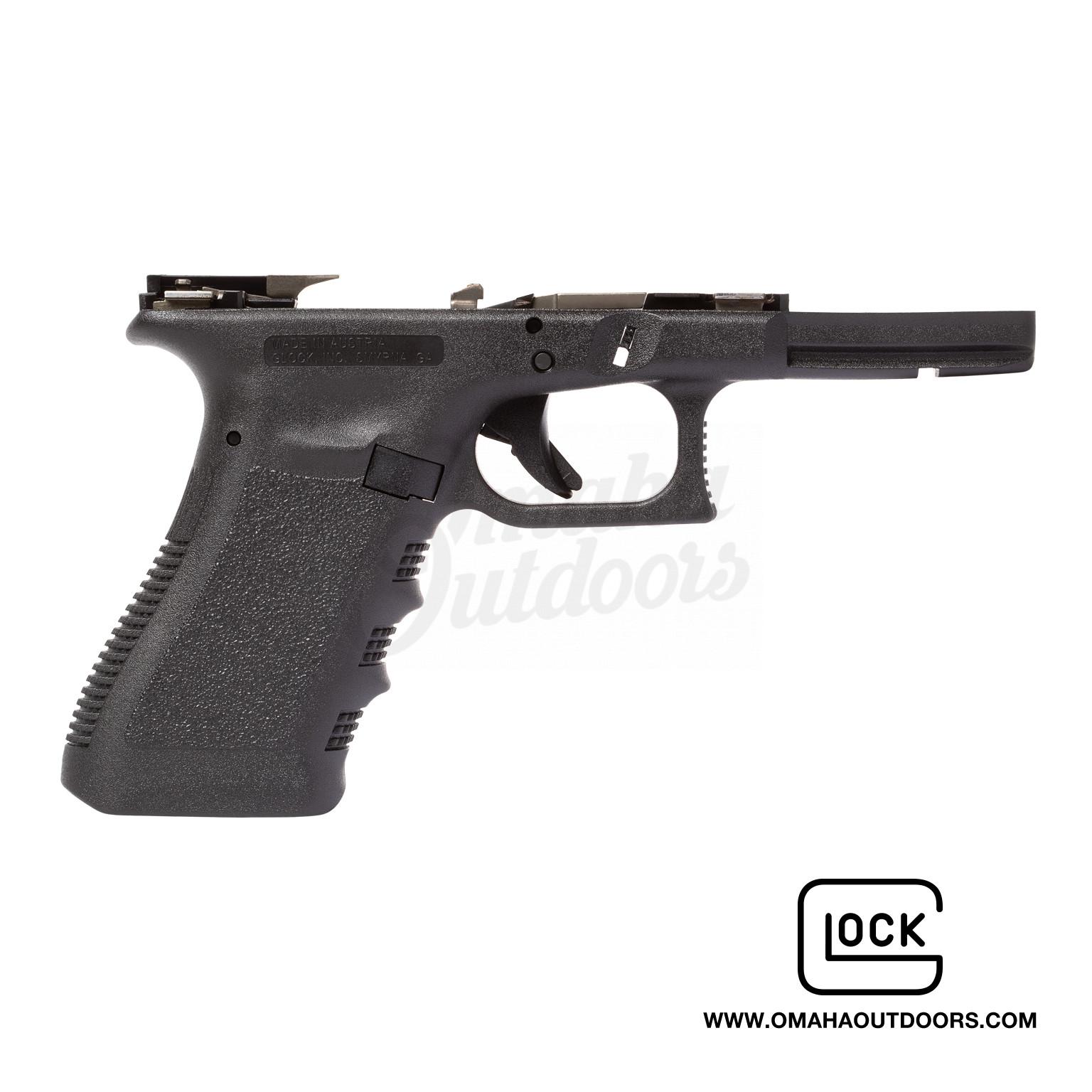 Glock 17 34 Gen 3 Complete Lower Frame Austria PI17LOWER