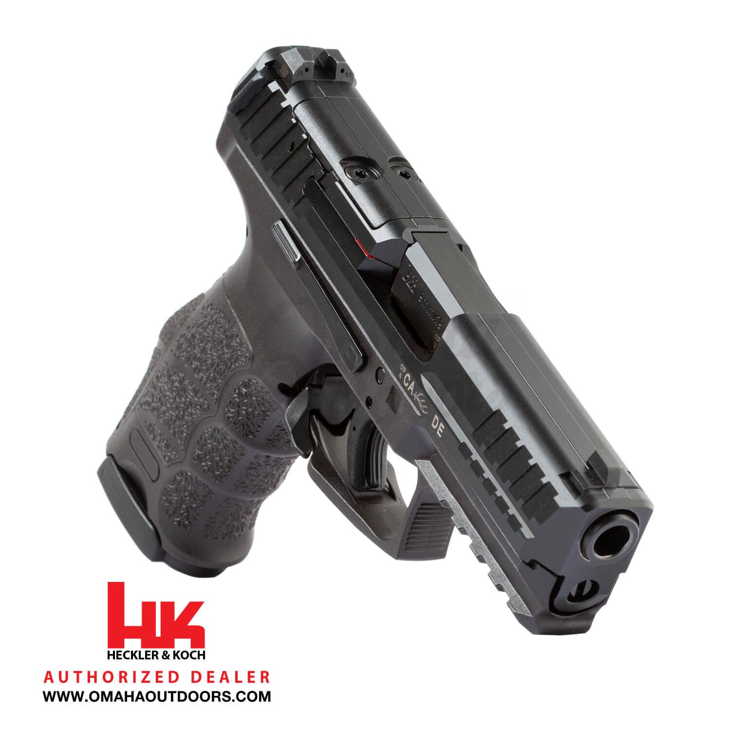 HK VP9 2020 LE Optics Ready Pistol 9mm 10 RD Night Sights