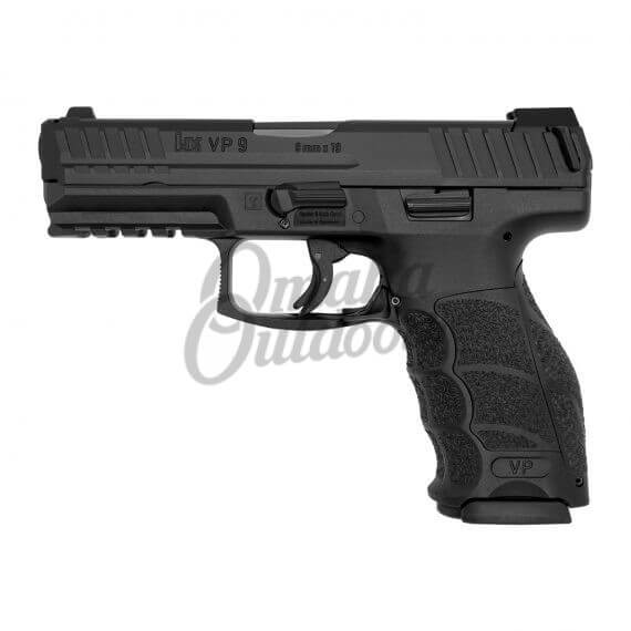 HK VP9 LE Pistol 10 RD 9mm Night Sights 81000224