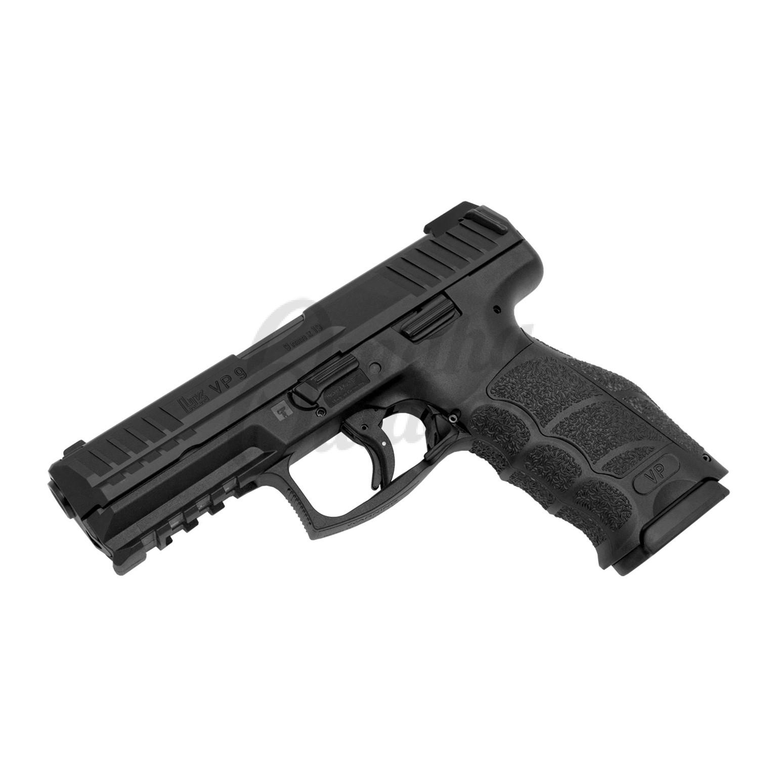H&K VP9 LE Pistol 10 RD 9mm Night Sights 700009LEL-A5