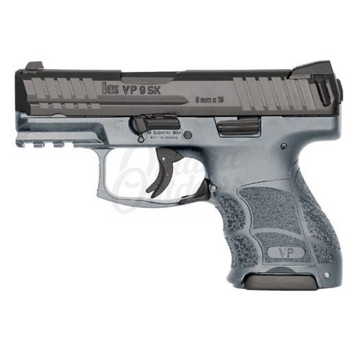 Heckler And Koch VP9SK LE Gray Pistol 10 RD 9mm Night