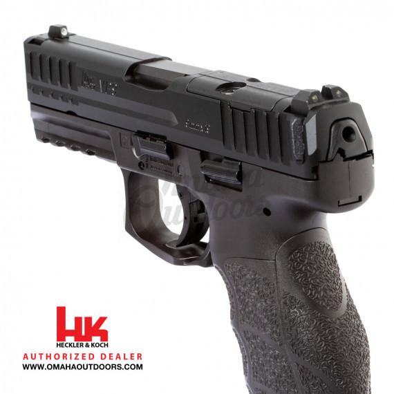 HK VP9 2020 LE Optics Ready Pistol 9mm 17 RD Night Sights