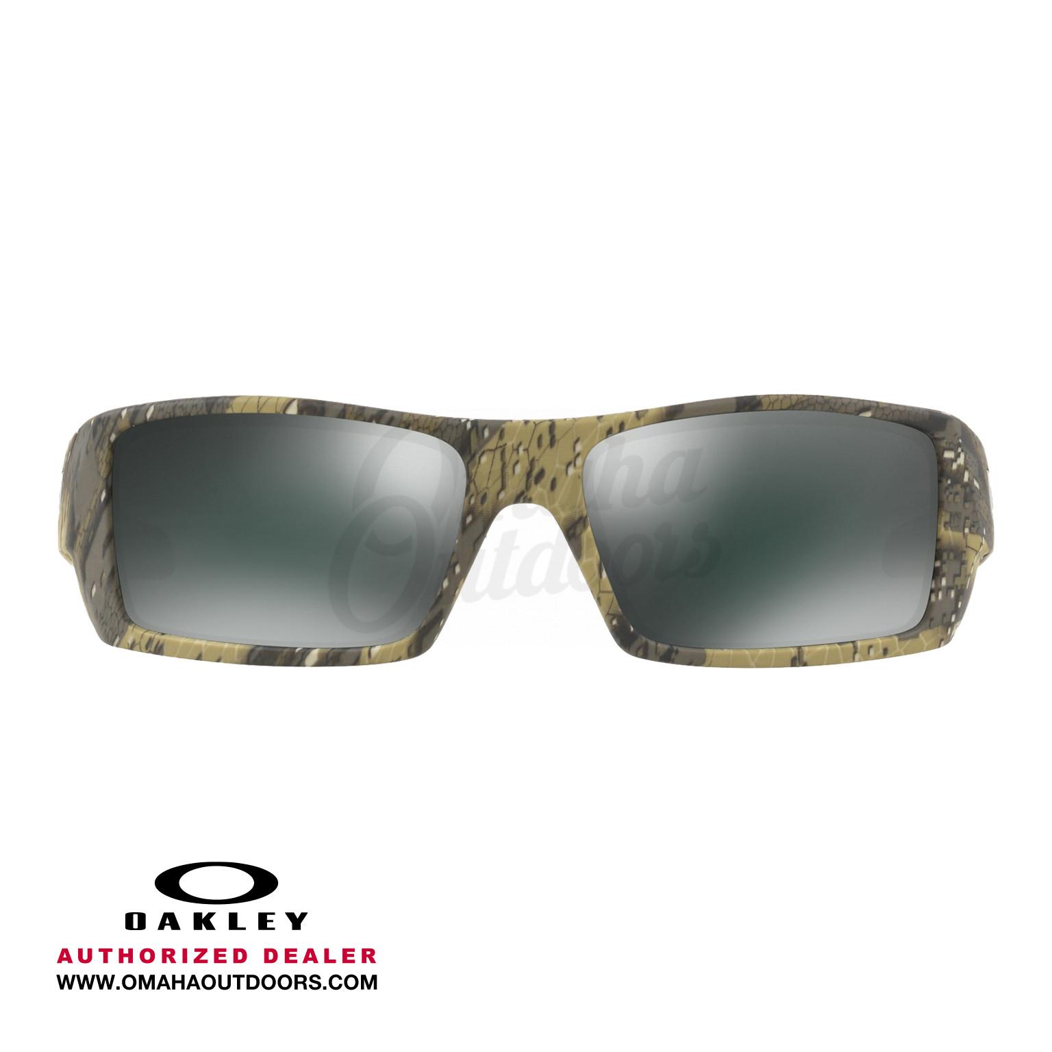 6b143bf678b Oakley Gascan Standard Issue Desolve Camo Collection Sunglasses Black  Iridium Lens · OO9014-12 · 888392235633