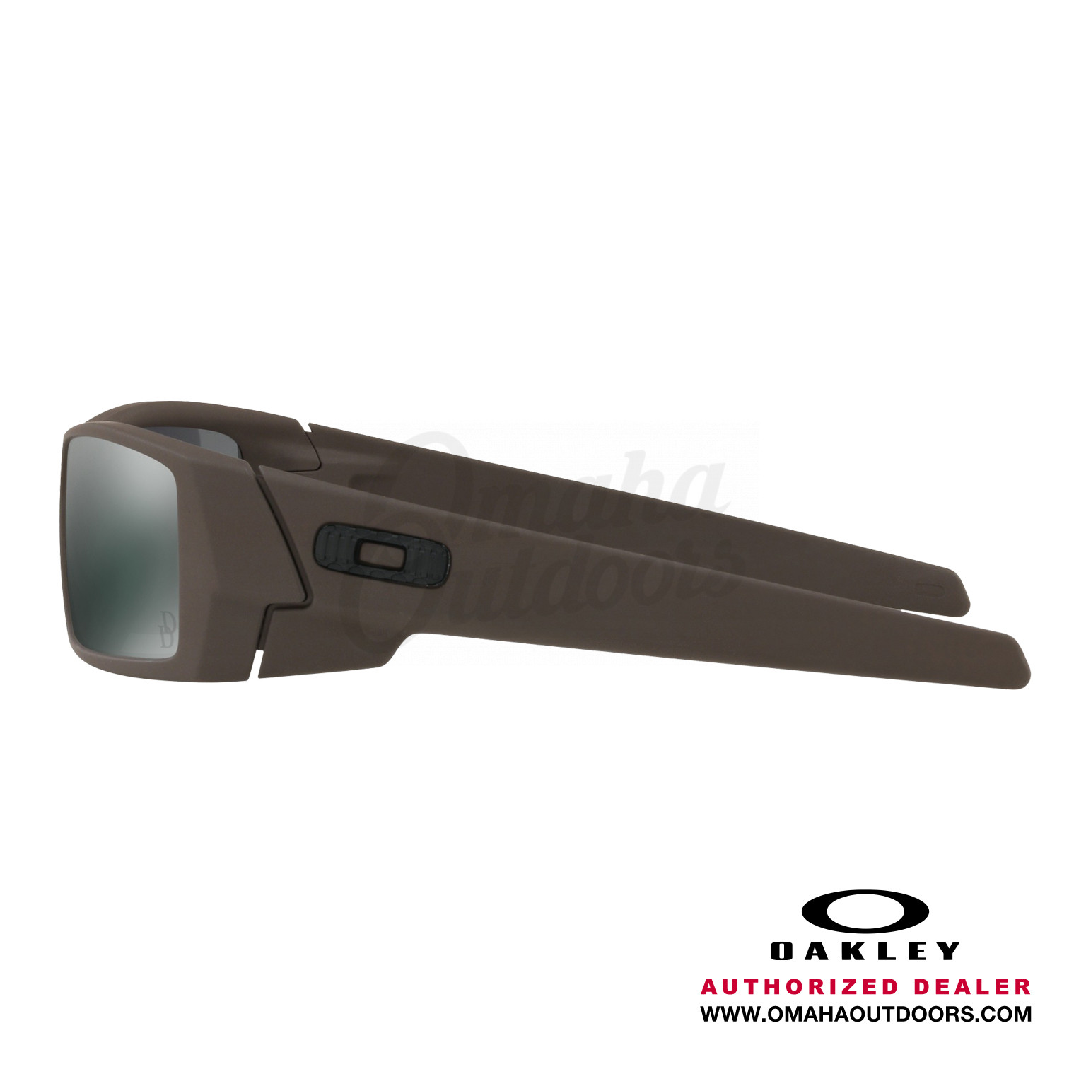 50d121db624 Oakley Daniel Defense Gascan Desert Tan Sunglasses Black Iridium Lens ·  OO9014-2160