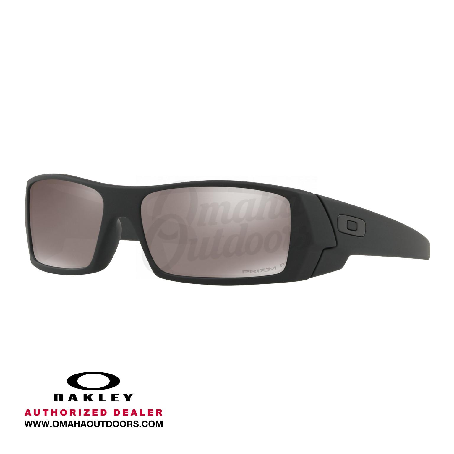 e5c35fbc0c107 Oakley SI Gascan Blackside Sunglasses Prizm Black Polarized Lens ...