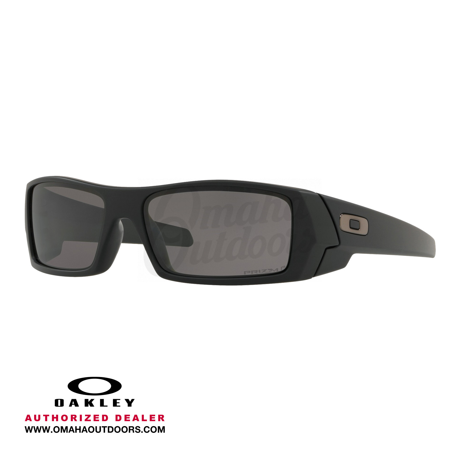 3b1308f45e Oakley SI Gascan Uniform Sunglasses Prizm Gray Polarized Lens ...