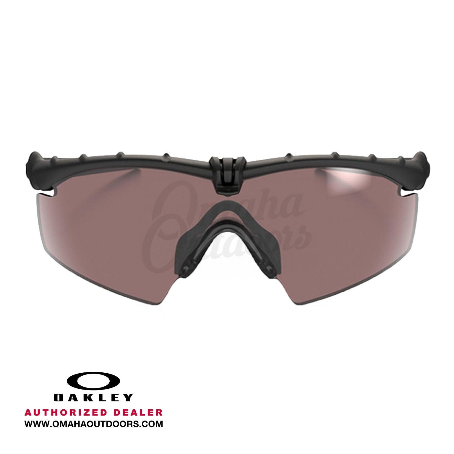 Oakley SI Ballistic M Frame 3.0 Safety Eyeglasses Prizm Gray Lens ...