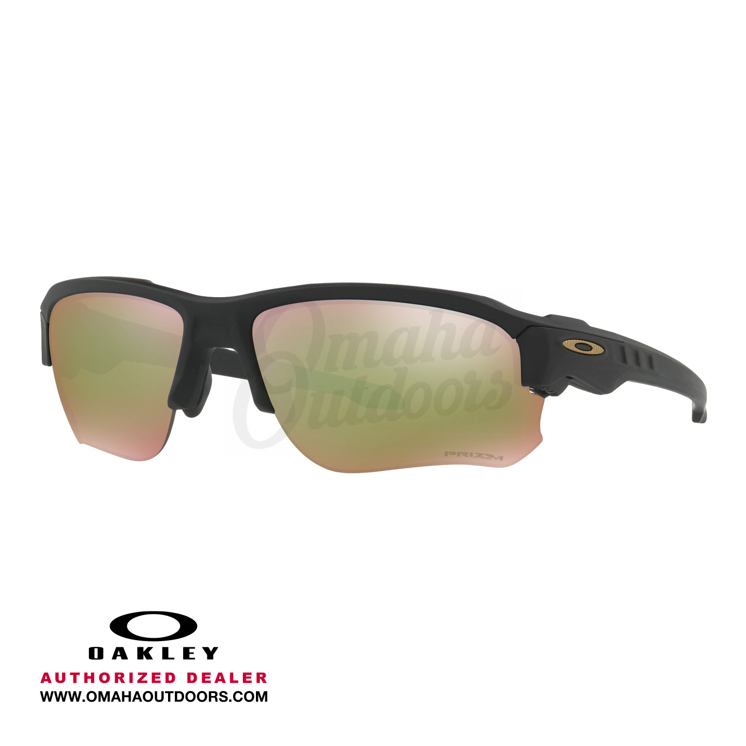 e2f1da1a55cc3 Oakley SI Speed Jacket Safety Eyeglasses Prizm Shallow Water Polarized Lens