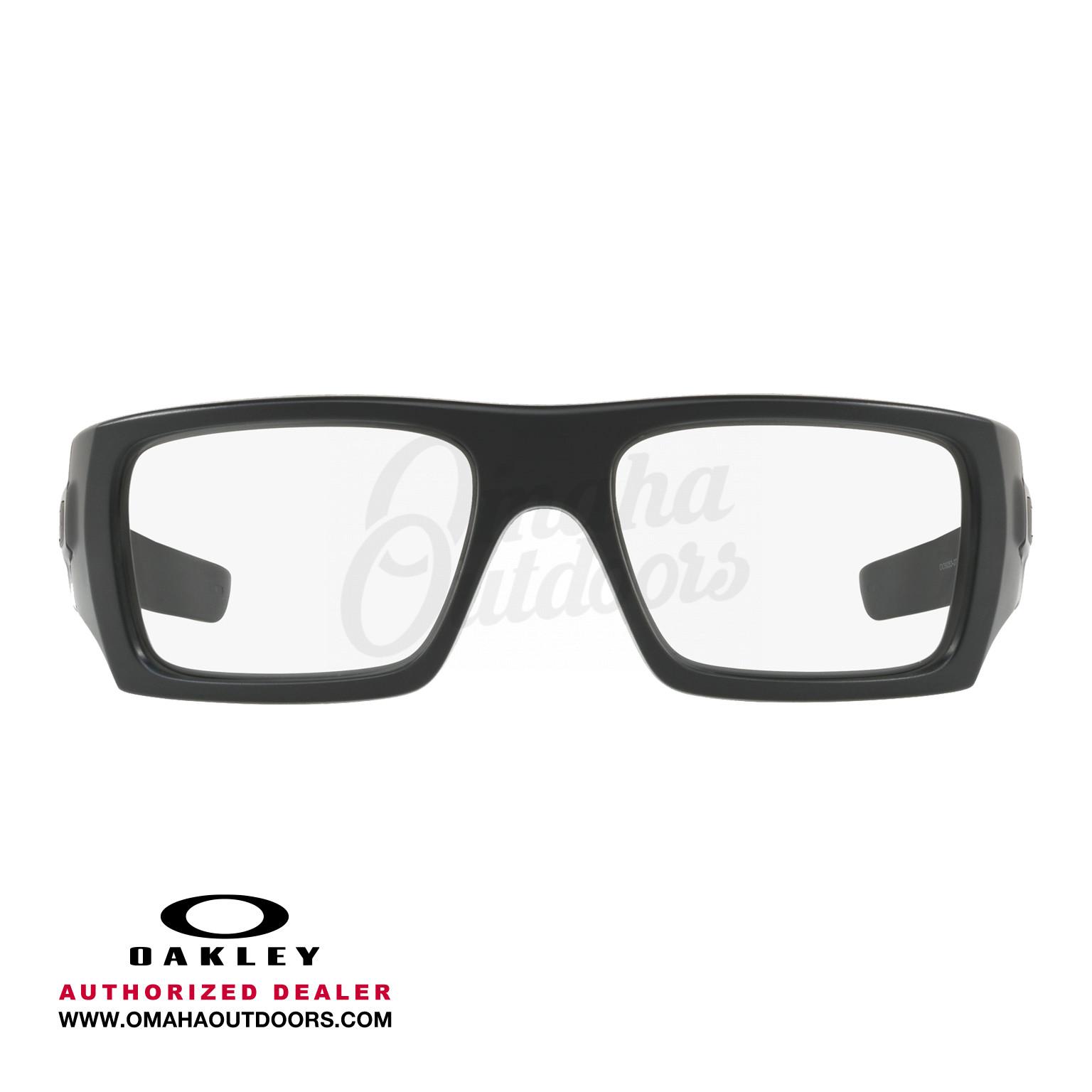 874e97cb72 Oakley Det Cord Industrial - ANSI Z87.1 Stamped Safety Eyeglasses ...