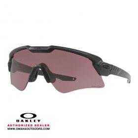 cbc0763304 Oakley SI Ballistic M Frame Alpha Safety Eyeglasses Clear Gray Prizm  TR22 Prizm