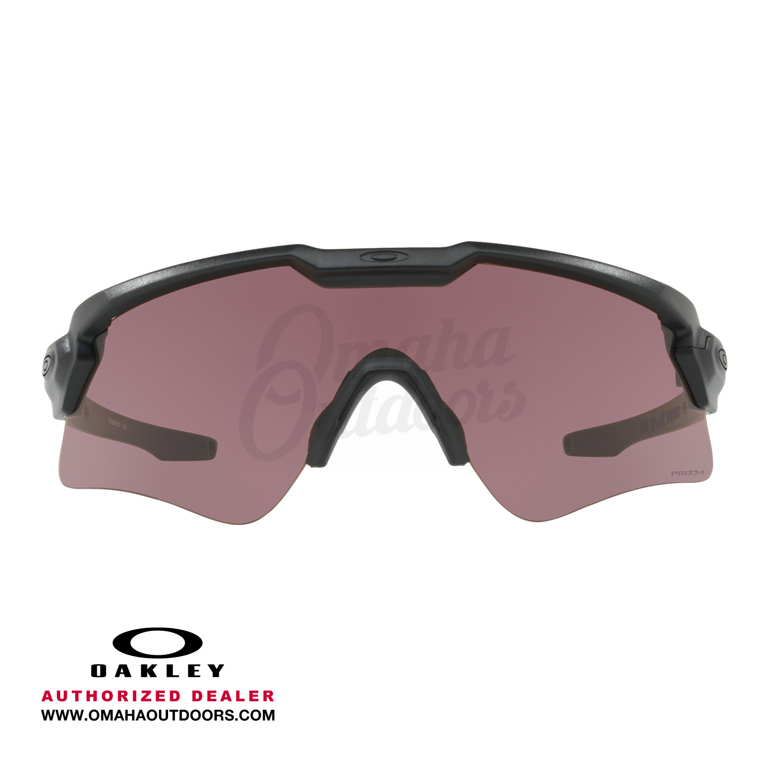 5e6befe5a9 Oakley SI Ballistic M Frame Alpha Safety Eyeglasses Clear Gray Prizm TR22  Prizm · OO9296-03 · 888392147844. Product    112543. MPN  OO9296-03 UPC  ...