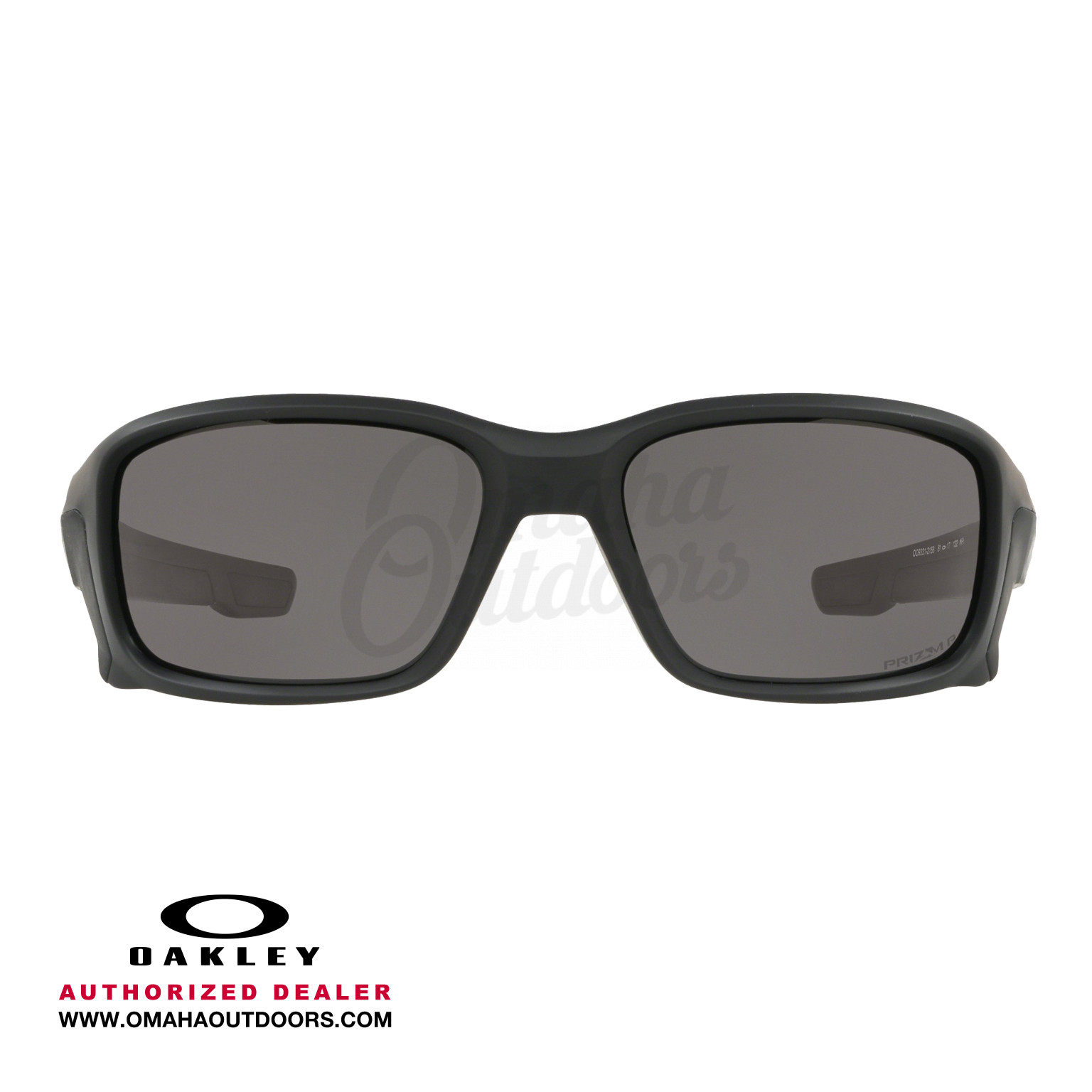 c490c9d1e4 Oakley SI Straightlink Uniform Sunglasses Prizm Gray Polarized Lens ·  OO9331-2158 · 888392326768