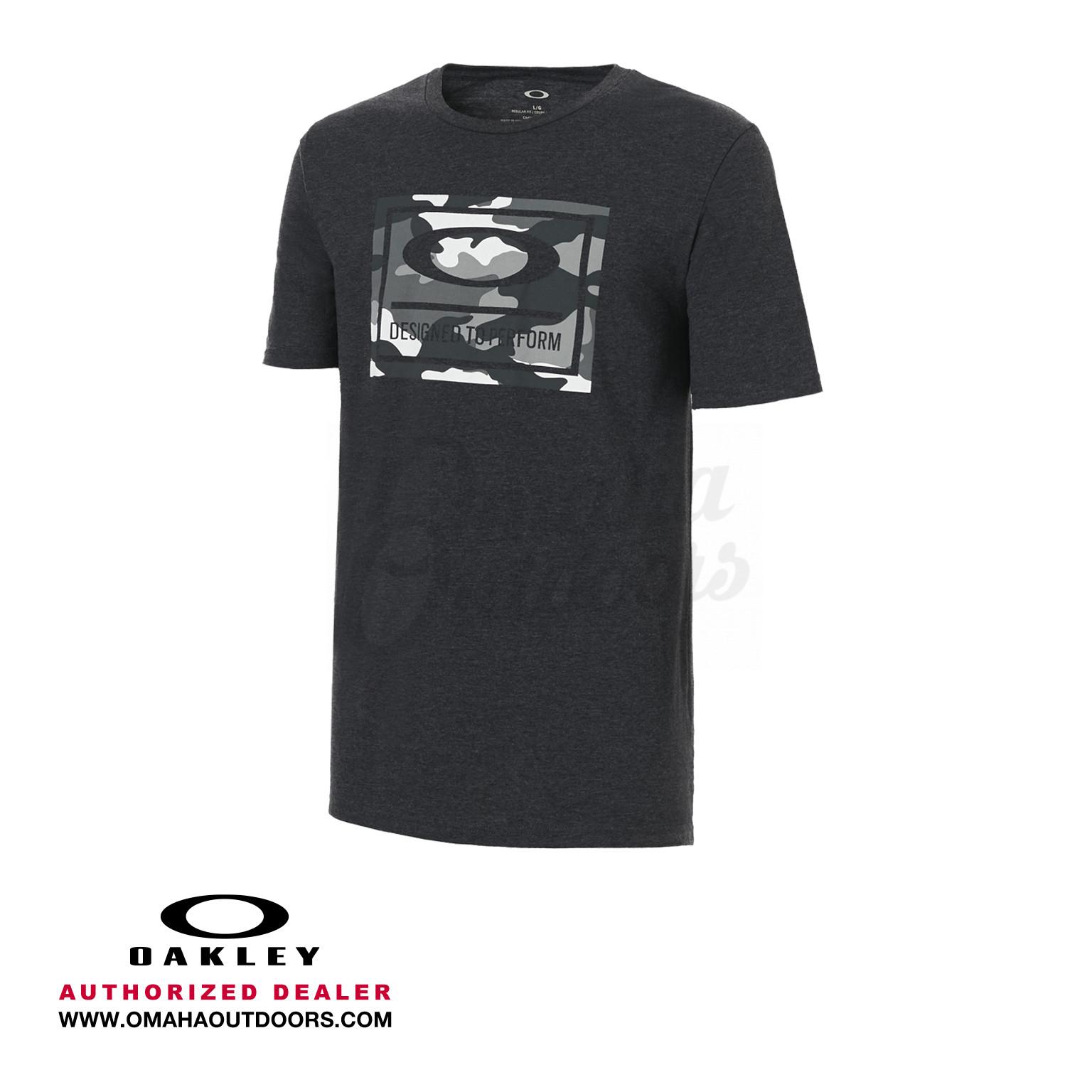 25938218bc Oakley 50 DTP Camo Box Men s T-Shirt Cotton Polyester 456862A