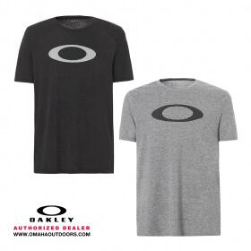 3bc5fd01743ea Oakley O-Mesh Ellipse Tee Men s T-Shirt Polyester Cotton