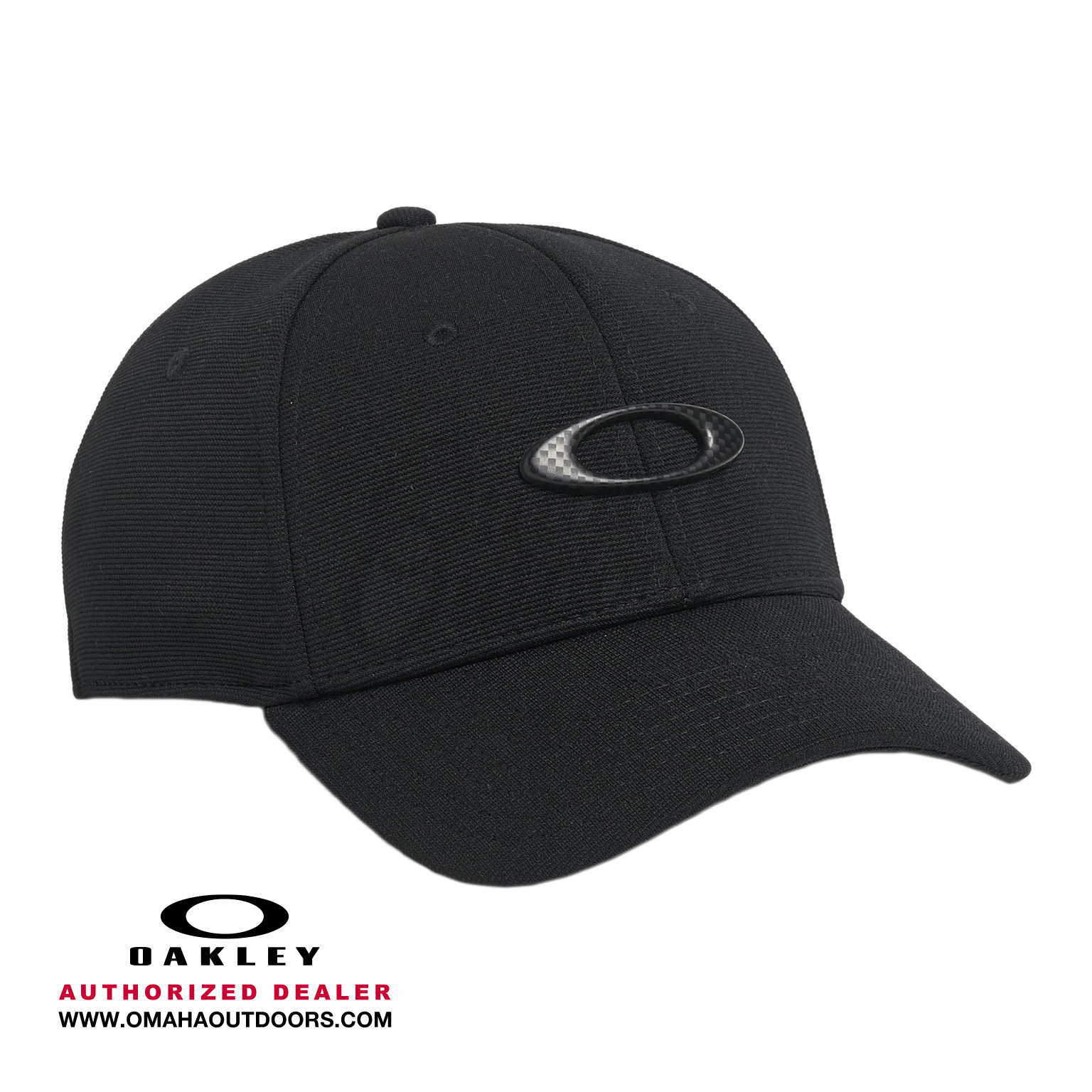 Oakley Tincan Stretch Fabric Hat 911545 - Omaha Outdoors