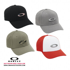 39fd99c659 Oakley Tincan Hat Solid Metal Ellipse Logo