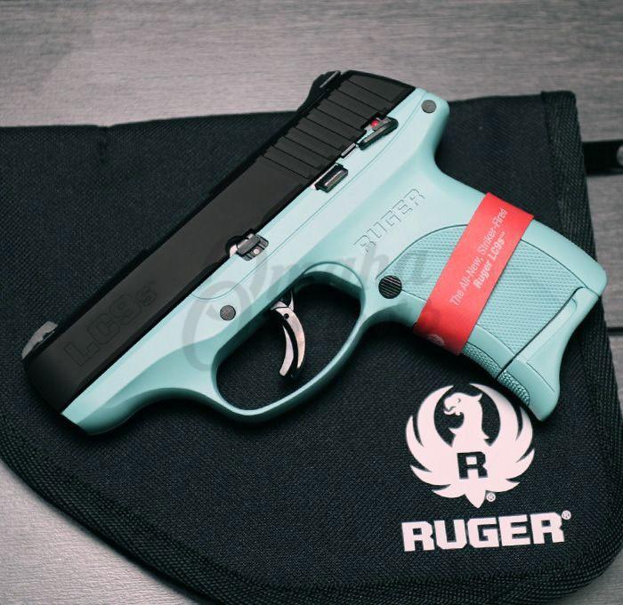 Ruger Lc9s Vera Blue Pistol 7 Rd 9mm