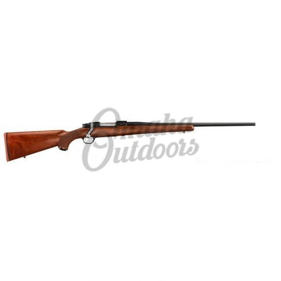 Ruger Hawkeye Standard Brown Bolt Rifle 270 Winchester 4