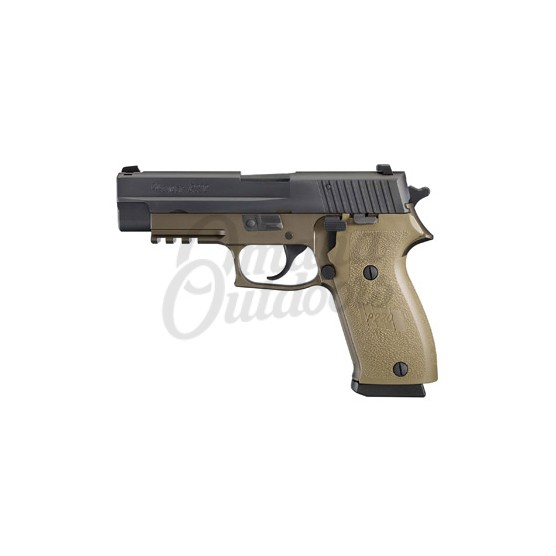 Sig Sauer P220 Combat Fde Pistol 8 Rd 45 Acp Night Sights 220 45