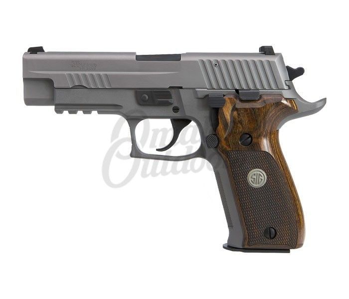 Sig Sauer P226 Elite Alloy TALO Full Stainless Pistol 15