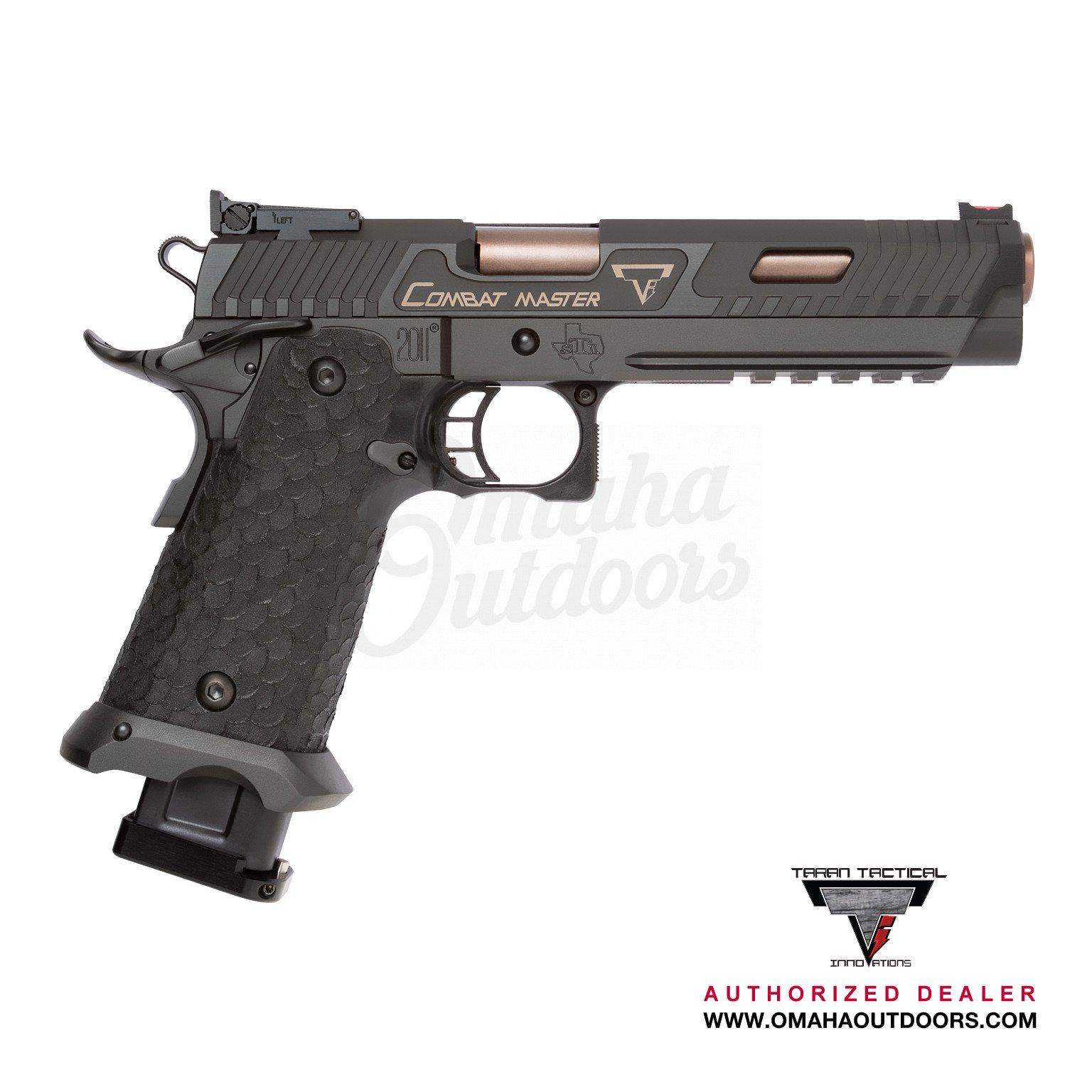 Taran Tactical John Wick 3 Sti Combat Master 2011 Pistol