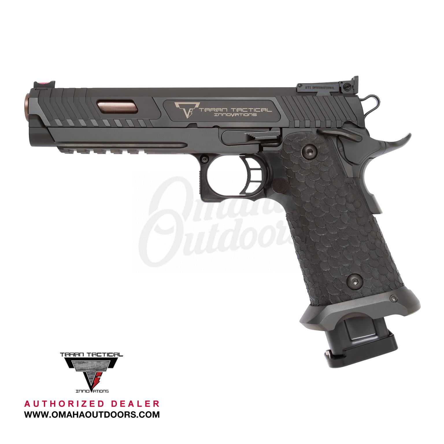 Taran Tactical John Wick 3 STI Combat Master 2011 Pistol 9mm 22 RD  JW2STI2011