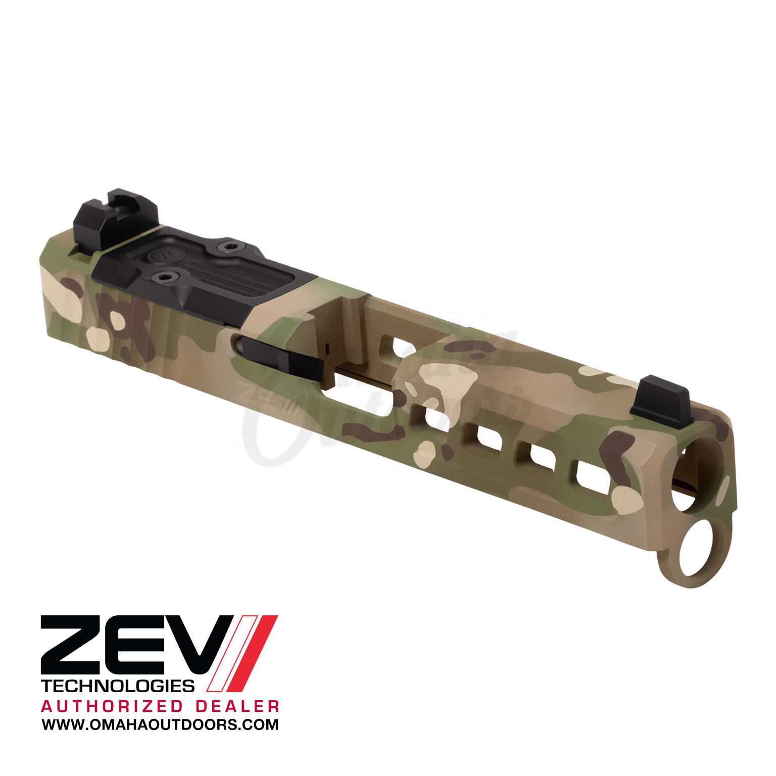 ZEV Tech Dragonfly Complete Slide Kit Glock 19 Gen 4 Steel